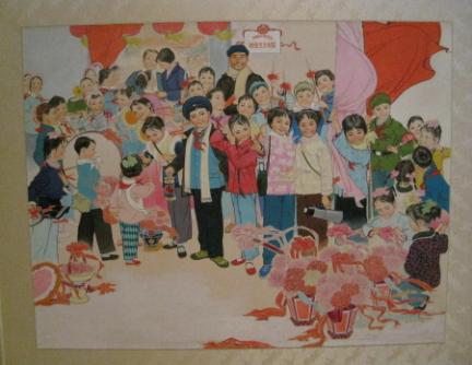 zengzhengmin432bravothesocialcourtyard1974watercolorpaper.JPG